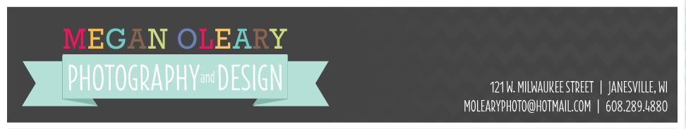 meganolearyphotography.com logo